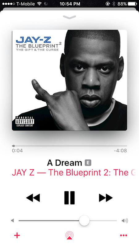 Part of jay zs blueprint series is back on apple music update this is a photo of the blueprint 2 malvernweather