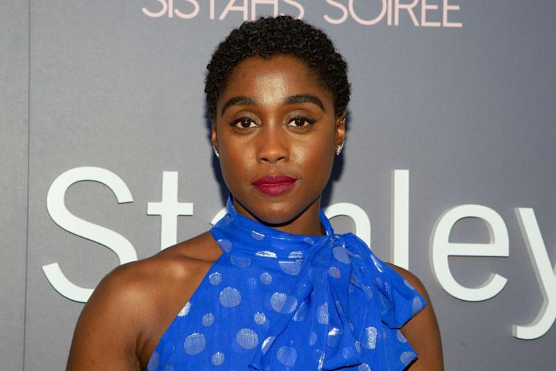 Actress Lashana Lynch is poised to star in the first female take on James Bond. (Photo: Gabriel Olsen/Getty Images)