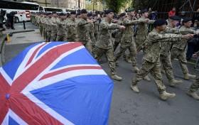 British Army 'Mutiny' over Hungover Commanding Officers Leads to Court Martial