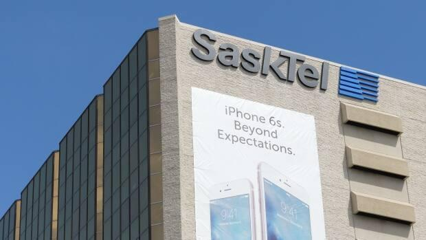 SaskTel is eliminating charges for people going over their data limits until June 30.  (Neil Cochrane/CBC - image credit)