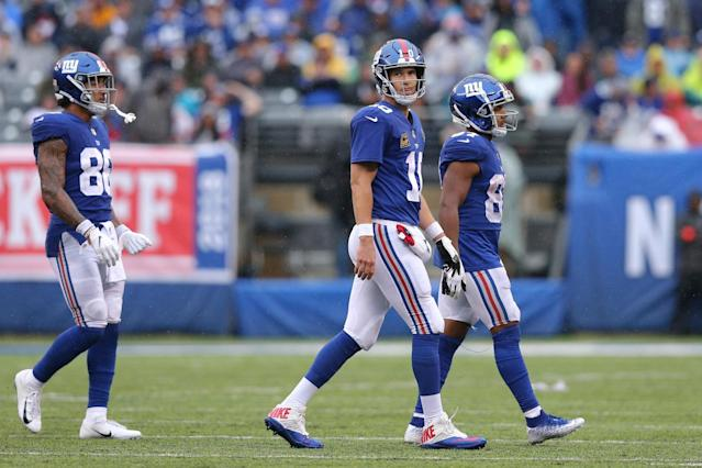 <p>Each week, we'll take a look at how the Eagles' division rivals fared the previous weekend. Up next, the New York Giants.</p>