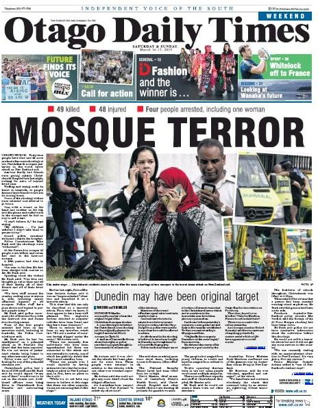 The Otago Daily Times