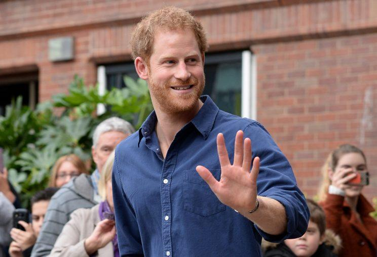 Prince Harry isn't happy with the 'wave of abuse and harassment' targeted at new girlfriend Meghan Markle [Photo: Getty]