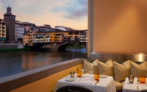 Hotel Lungarno, Florence, Italy