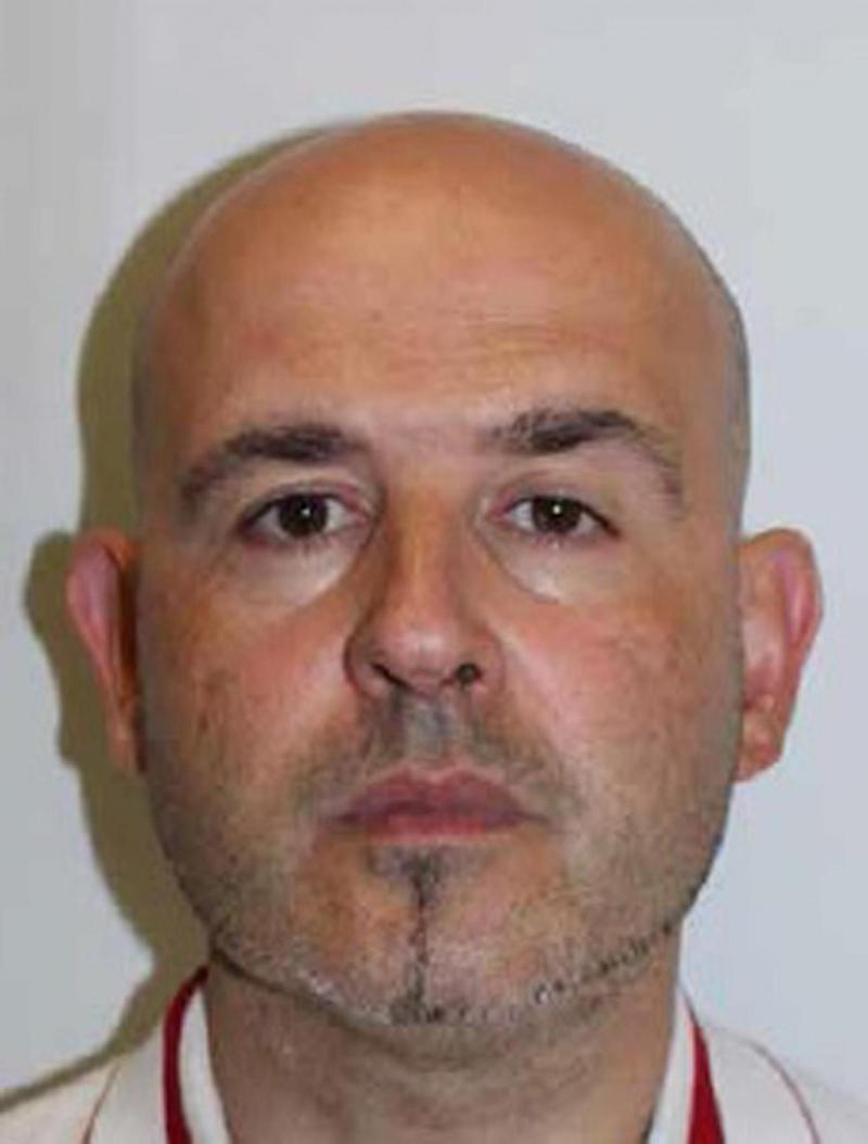 Jailed: Gonzalez was given a 24-year sentence at Blackfriars Crown Court (PA)