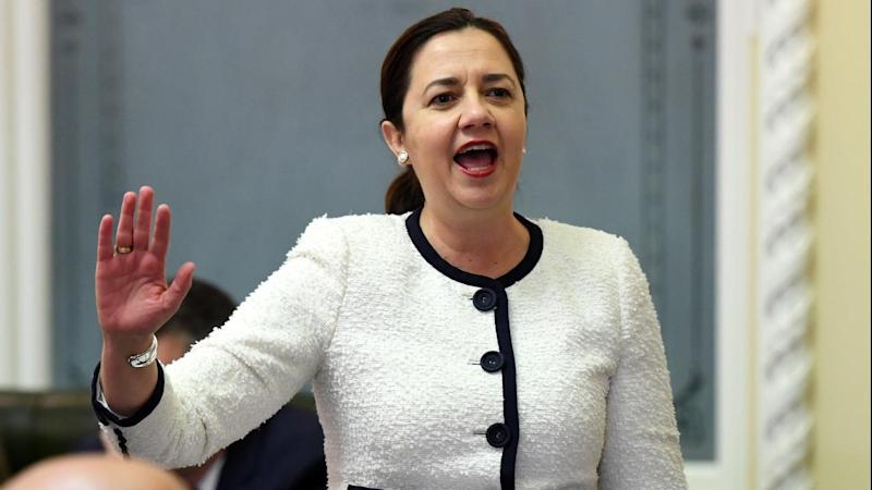 Queensland's Premier Annastacia Palaszczuk is adamant they won't be changing their stance on daylight saving.