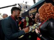 "FILE PHOTO: Premiere of ""Avengers: Infinity War"" - Arrivals - Los Angeles, California"
