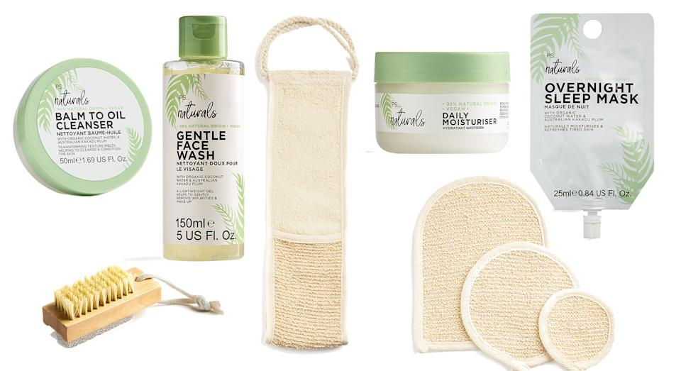 The new Primark vegan skincare range is available in all stores across Europe