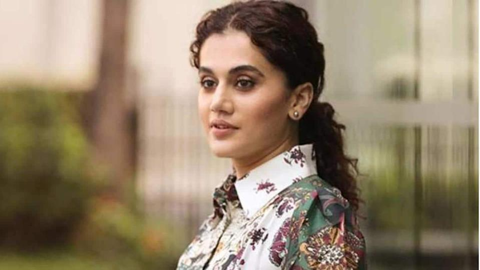 Taapsee Pannu, Pratik Gandhi to come together for investigative comedy