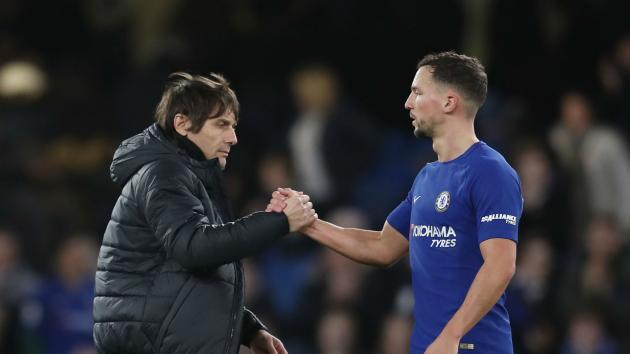 <p>Chelsea's Premier League title hopes are not over – Drinkwater</p>