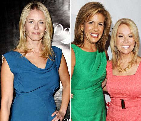 """Chelsea Handler to Kathie Lee Gifford, Hoda Kotb: """"I Really Am Sorry"""" for TODAY Show Diss"""