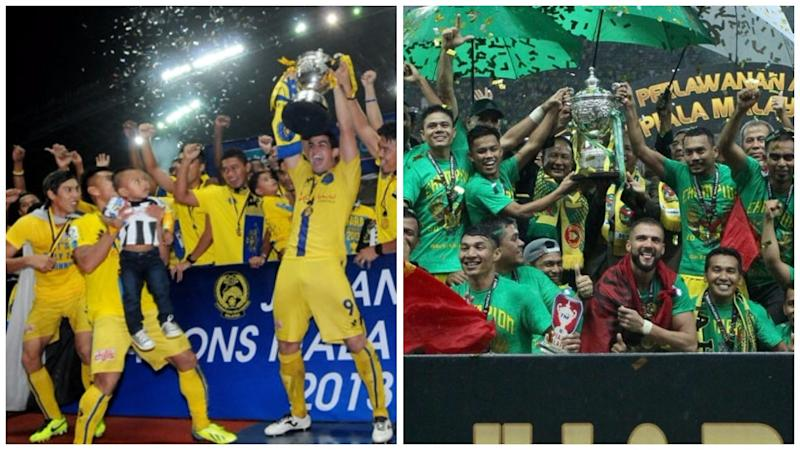 2017 and 2018 FA Cup champions reach semi-finals