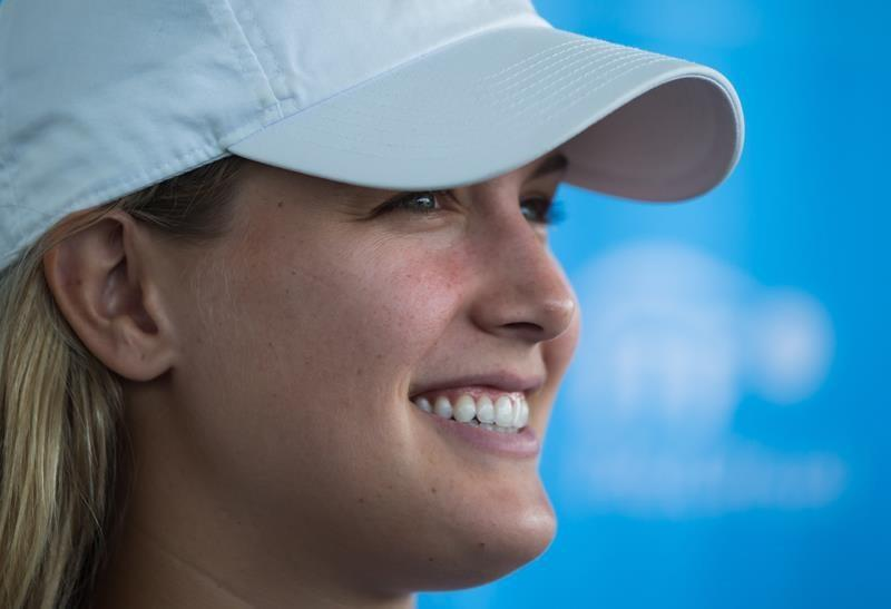 Canadian Eugenie Bouchard books spot in third round at French Open