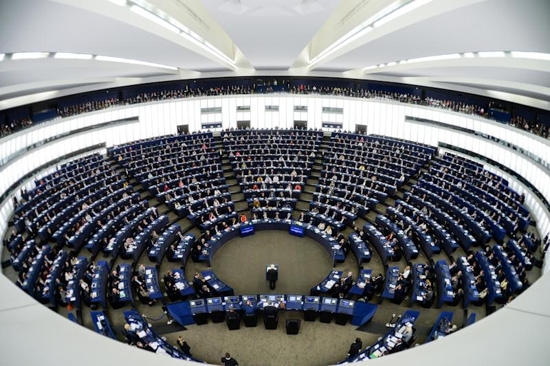 The European Parliament has grown in political clout in the last decade – it has a veto over any Brexit deal: Getty