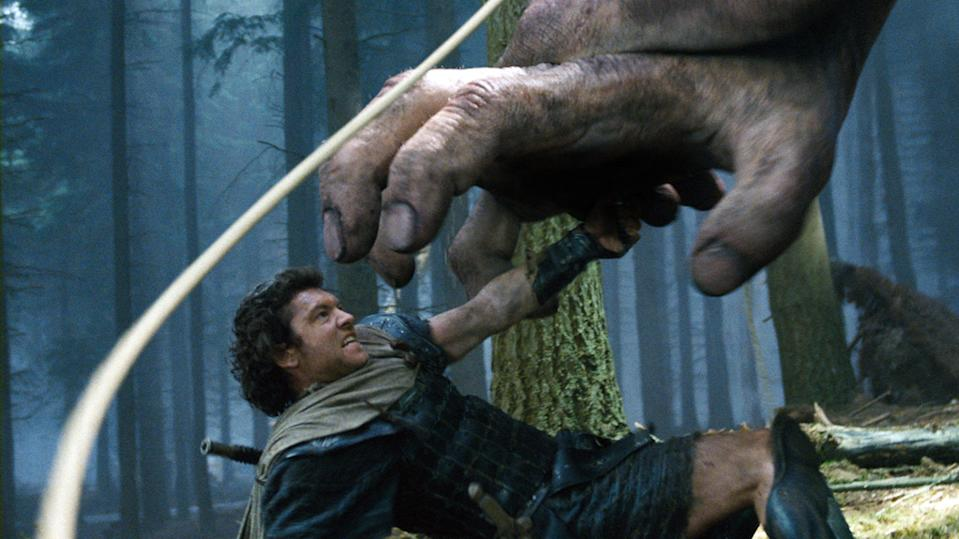 "Sam Worthington in Warner Bros. Pictures' <a href=""http://movies.yahoo.com/movie/wrath-of-the-titans/"" data-ylk=""slk:Wrath of the Titans"" class=""link rapid-noclick-resp"">Wrath of the Titans</a> - 2012"