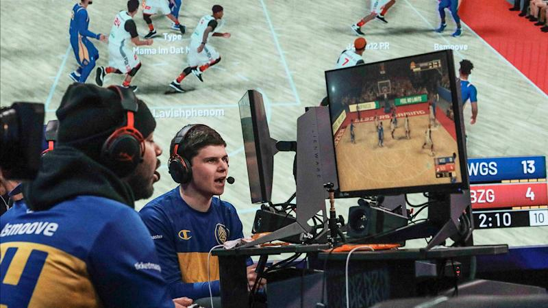NBA 2K League regular season to begin May 5 with remote play for six weeks