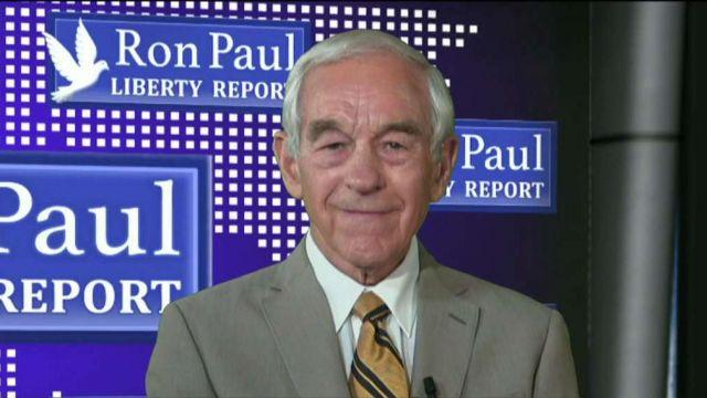 Former presidential candidate Dr. Ron Paul on House Speaker Paul Ryan's tax reform plan.