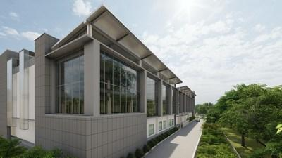 Upcoming Discovery Biology facility of Sai Life Sciences in Hyderabad, India