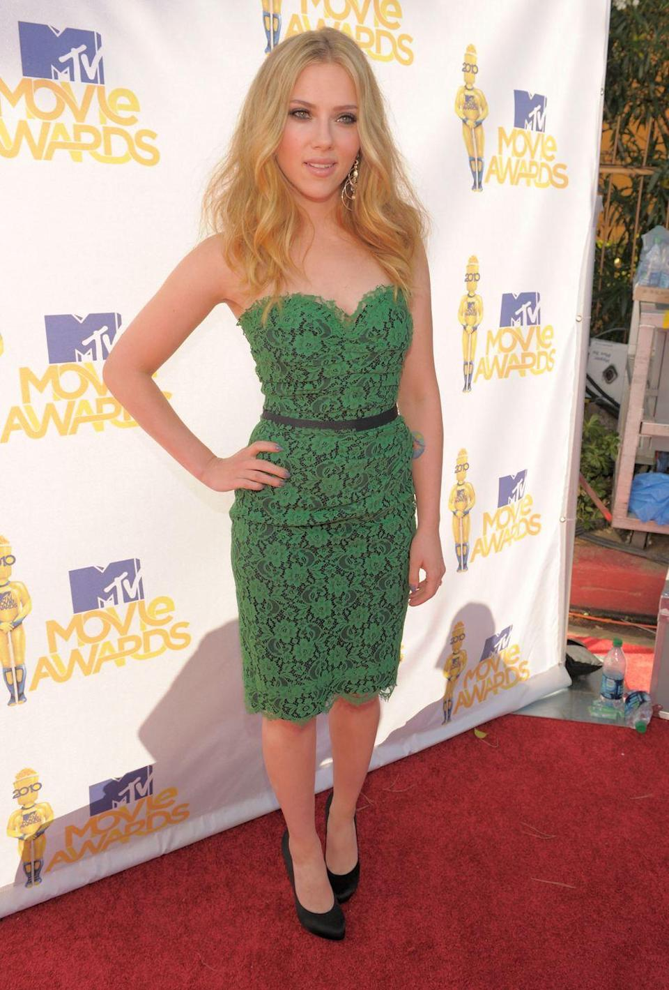 <p>The 2010s will forever be known as the decade in which the body-con dress refused to die. There were the more fashion-forward ways to wear it (see Scarlett Johansson at the MTV Movie Awards in 2010), and then, of course, there was the classic Hervé Léger bandage dress.</p>