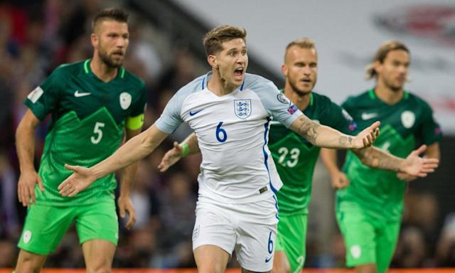 "<span class=""element-image__caption"">A lengthy Champions League run for John Stones with Manchester City could help the defender at the World Cup.</span> <span class=""element-image__credit"">Photograph: BPI/Rex/Shutterstock</span>"