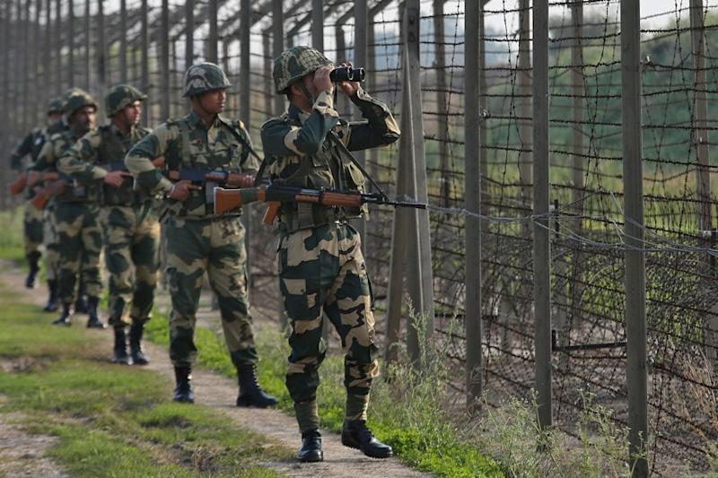 Security Beefed up in Punjab Along Pakistan Border, Noose Tightens Around Criminals