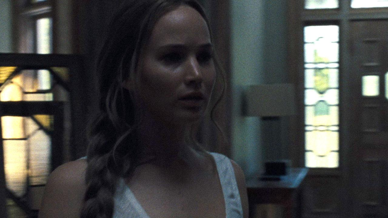 Mother!: Jennifer Lawrence stars in cryptic first teaser ...