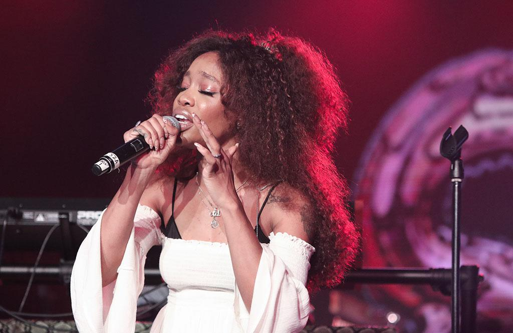 <p>The acclaimed newcomer received an impressive five nominations, including Best New Artist. The nom in the latter category was expected, but five nominations is a lot. (Photo: John Parra/Getty Images for Revolt Music Conference) </p>