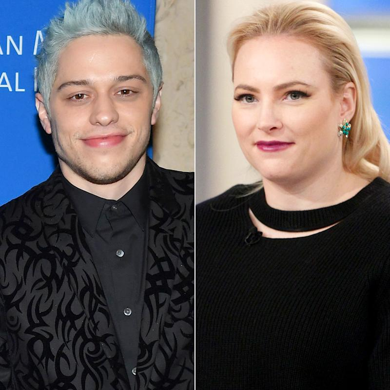 Meghan McCain Empathizes With Pete Davidson: 'I Know What