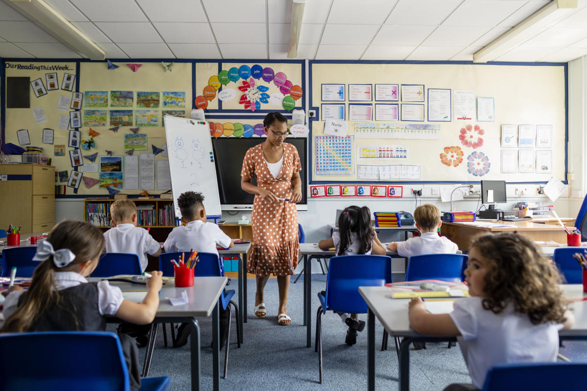 Primary schools introduce 9-5 workday so pupils can 'catch up' post-lockdown