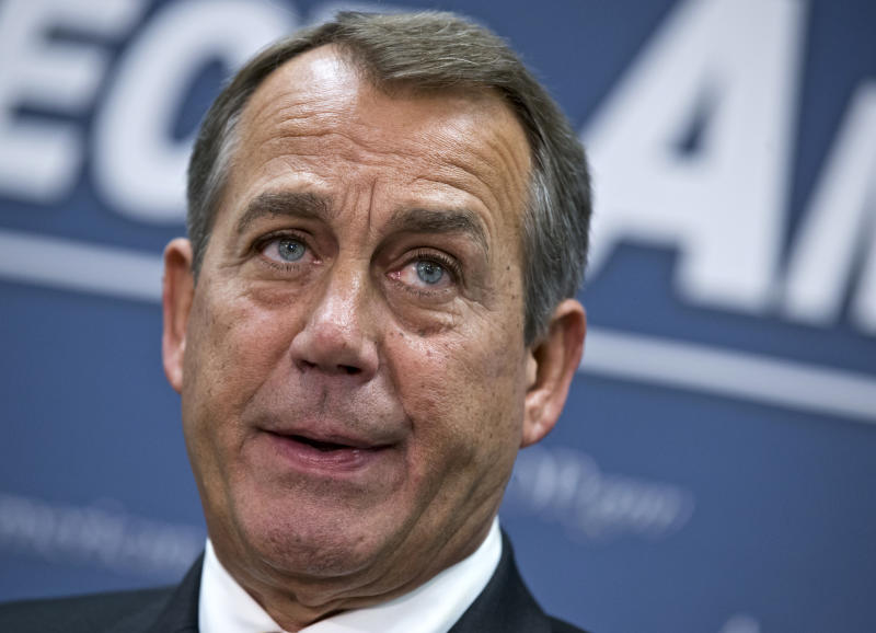 No budging as fiscal cliff talks appear stalled