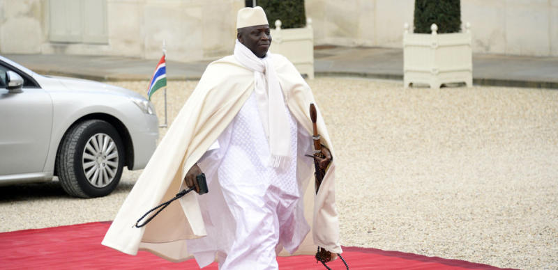 The Fall of Africa's Loneliest Despot