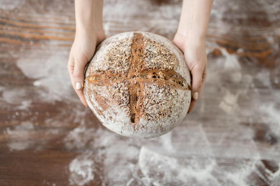 There is no better time to make a fresh loaf. (Photo: Getty)