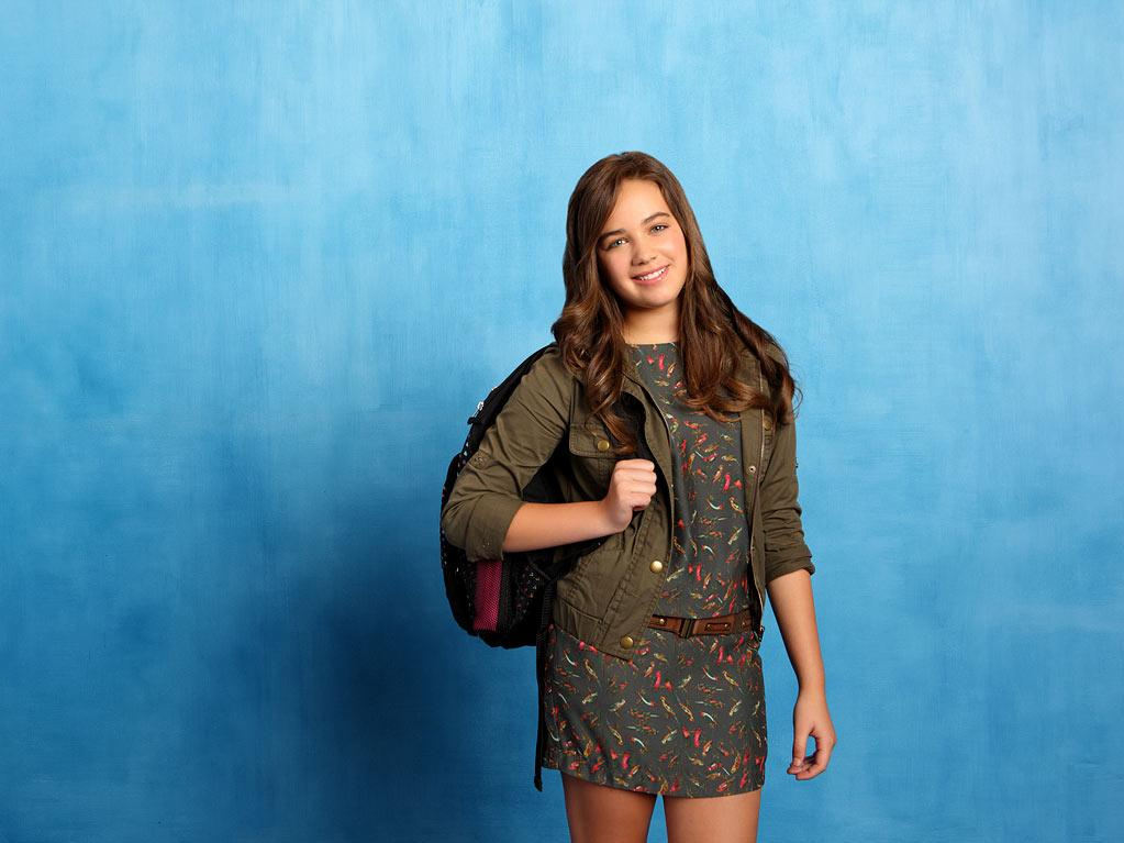 "Mary Mouser stars as Lacey Fleming in ""Body Of Proof."""
