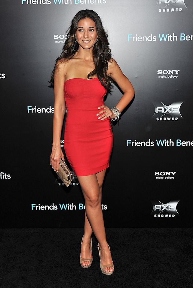 "8. <a target=""_blank"" href=""http://www.askmen.com/specials/2012_top_99/25-emmanuelle-chriqui.html"">Emmanuelle Chriqui, 34</a><br><br>Former ""Entourage"" stunner Emmanuelle Chriqui oozes sex appeal. That's probably why she was named AskMen.com's Most Desirable Woman of 2010!"
