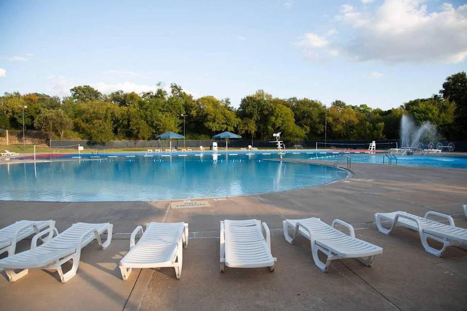 The Forest Park Pool needs to be replaced, city officials said.