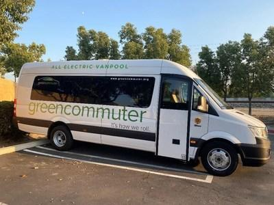 GreenPower's purpose-built, all electric EV Star