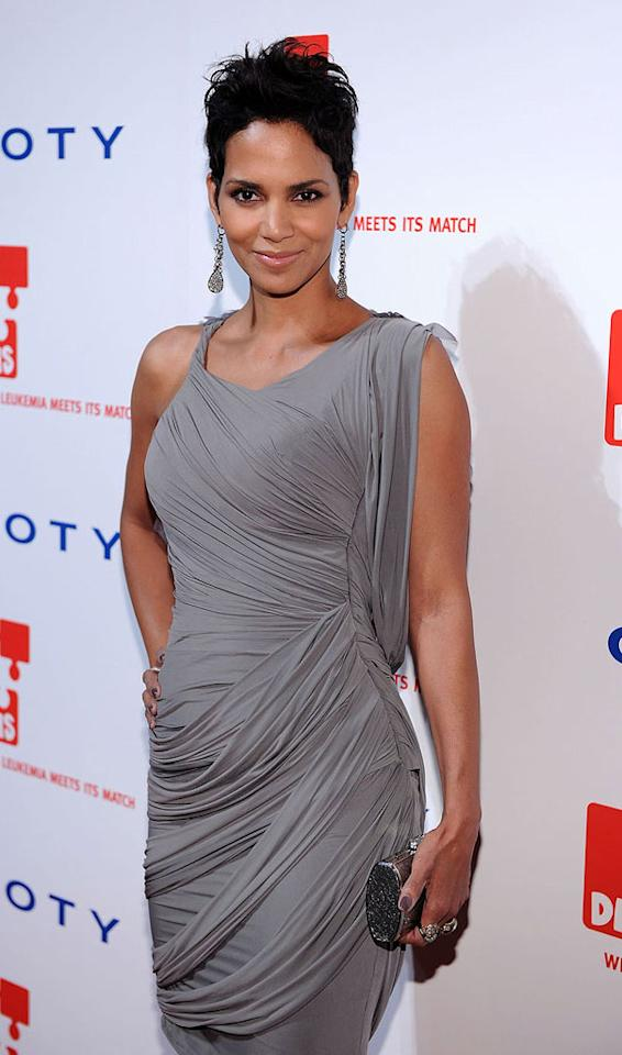 "We don't know how she does it, but Oscar winner Halle Berry -- who turns 44 on Saturday, August 14 -- grows more beautiful every year! Dimitrios Kambouris/<a href=""http://www.wireimage.com"" target=""new"">WireImage.com</a> - April 29, 2010"
