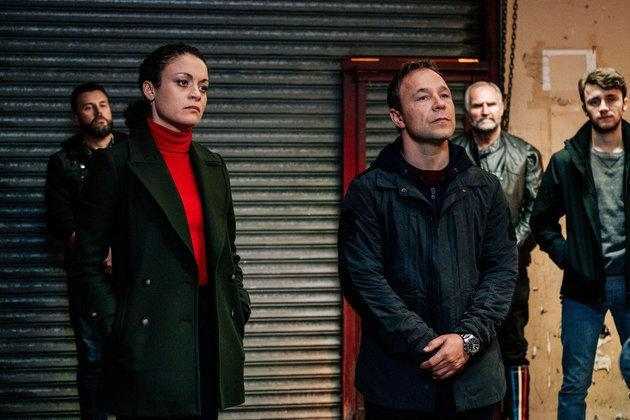 Stephen Graham will appear in the new series of Line of Duty (Credit: PA)