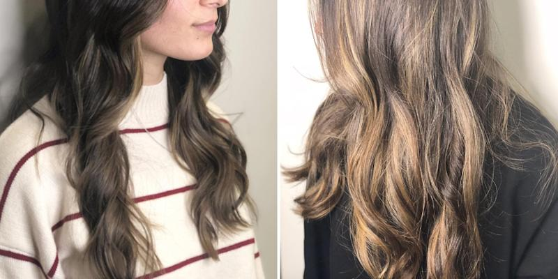 The Negative Space Hair-Color Trend Is the Versatile Technique to Try in 2019