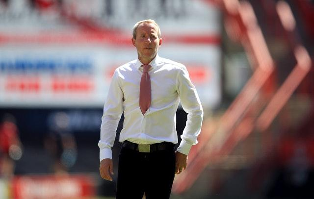 Lee Bowyer's Charlton were relegated on the final day of the season