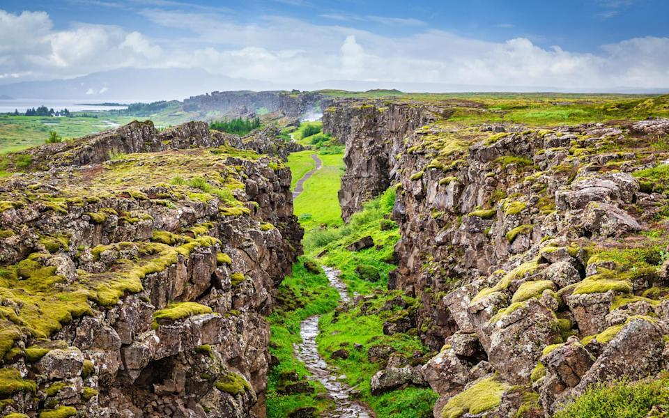 Thingvellir National Park - Getty