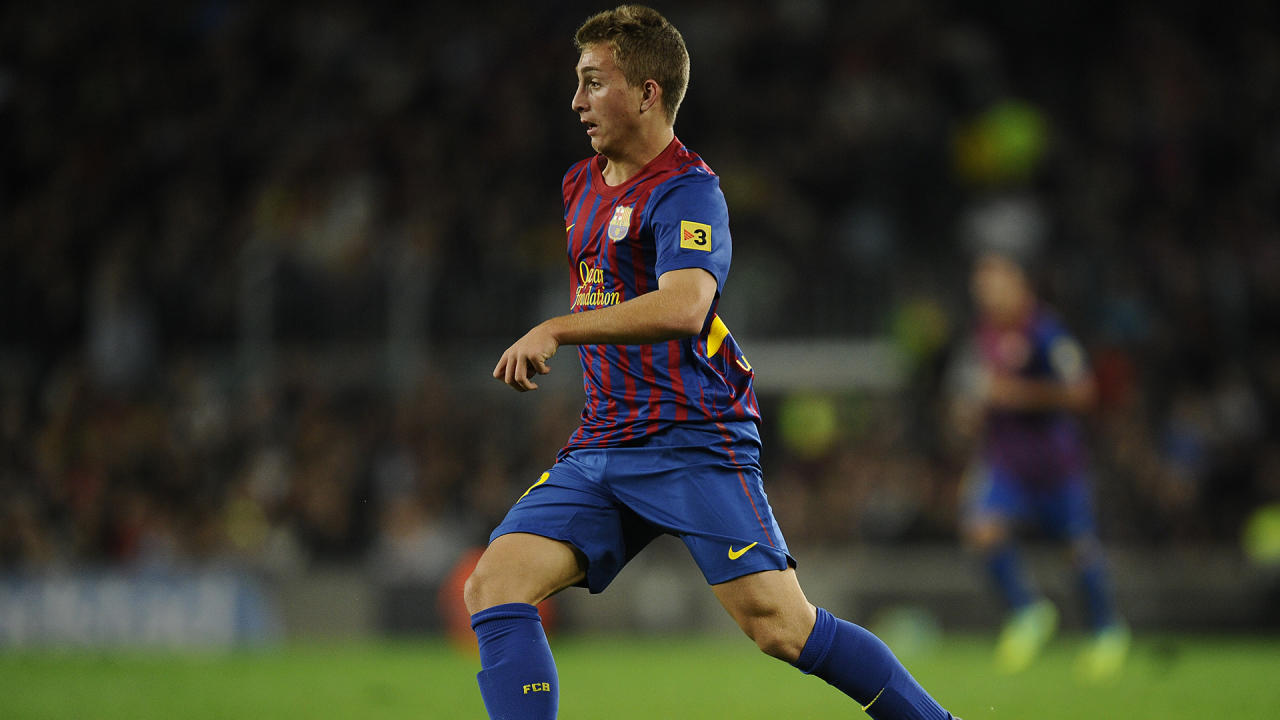 Being compared to Lionel Messi early in his career harmed Gerard Deulofeu, the AC Milan attacker said.