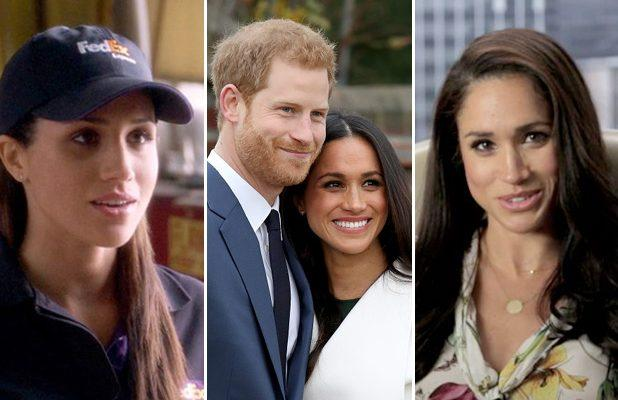 The Evolution of Meghan Markle, From 'Suits' Star to Real-Life Princess (Photos)
