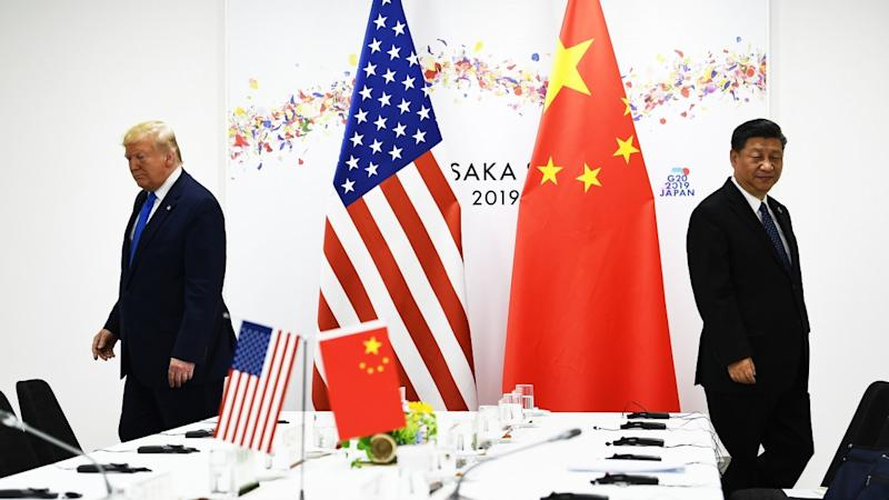 China, US urged to ease trade war tensions that are 'weighing on' global commerce, says IMF chief economist