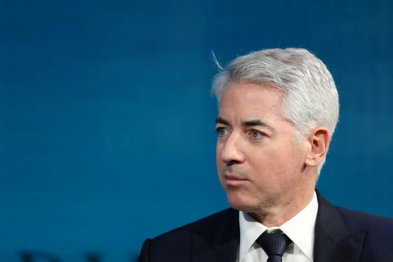Exclusive: Pershing Square's Ackman eyes $1 billion-plus 'blank-check' company - sources