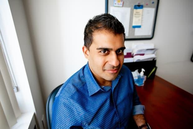 Dr. Zain Chagla, an infectious disease physician for St. Joseph's Healthcare in Hamilton, says he'd like to see Toronto be 'as aggressive as possible' with tracing variant cases.