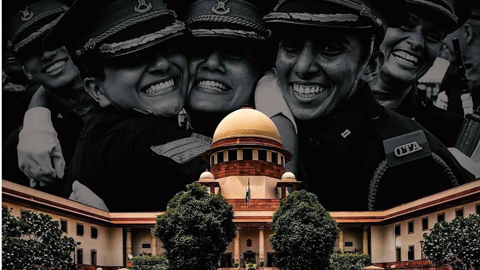 SC allows women to appear for NDA exam; criticizes Army