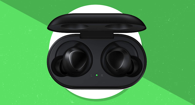 Samsung Galaxy Buds are on sale for 31 percent off, today only. (Photo: Samsung)