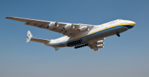 """<p>Built to carry Soviet space vehicles, the Mriya was the <a href=""""https://www.businessinsider.com/antonov-an-225-mriya-worlds-largest-cargo-plane-history-details-2020-4"""" rel=""""nofollow noopener"""" target=""""_blank"""" data-ylk=""""slk:largest aircraft in the world"""" class=""""link rapid-noclick-resp"""">largest aircraft in the world</a> when it first took to the skies in 1988. Sporting 32 wheels and six turbofan engines, the An-225 is still hauling up to 550,000 pounds of cargo per flight. Recently, the Mriya transported a huge load of COVID-19 medical supplies from China to Europe. </p>"""