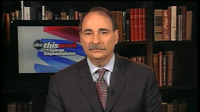 David Axelrod Insists Classified Leaks Not From White House